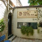 In the heart of Jerusalem, this fantastic gift shop sells items that are made by the elderly