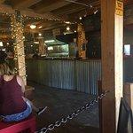 The food line area of Mad Jack's.