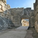 Archaeological Site Mycenae