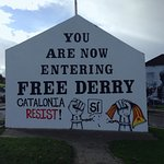 Free Derry Cornerの写真
