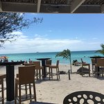 Ana's On the Beach - Gorgeous view for lunch!