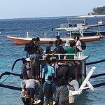 Heerlijke weekje bij Trawangan Dive Resort