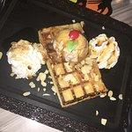 Très belle carte de dessert avec beaucoup de choix.. service agréable et rapide