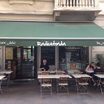 Radicetonda - good food and great spot for people watching