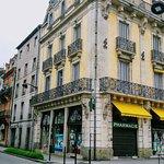 Bild från Place Gambetta