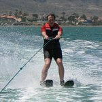 Waterskiing - we have skis for beginners, kids and adults