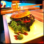 Burgerlove! #footy