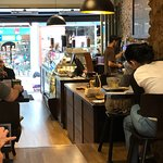 Golden Bean - The Coffee Experience Foto