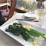 Broccolini and Roasted Almonds