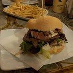 La mejor hamburguesa