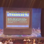 The stage Curtain...... do you remember the puzzler page......