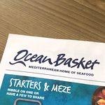 Ocean Basket Agia Napa照片