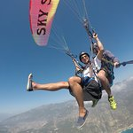 Photo of Sky Sports Paragliding