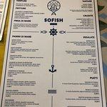 Sofish - Pani e Pesci Foto
