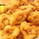 Our Famous Fried Maine Clams.