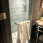 great shower pressure