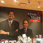 Foto di Penn & Teller