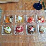 Sushi & sushi percorso di 8 crudi