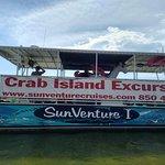SunVenture Cruise to Crab Island