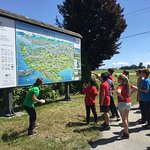Need a map of Delta, stop by the Delta Visitor Centre!