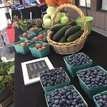 Visit on of our Delta markets for fresh fruits and vegetables!
