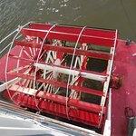 paddle wheel