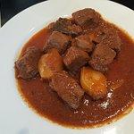 Main meal Stifado