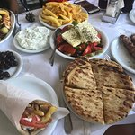 The most amazing gyros we have ever tasted!!!
