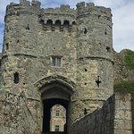 Carisbrooke Castle resmi