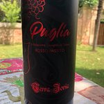 Rich, delicious primitivo wine