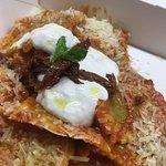 Φωτογραφία: Pasta-eat -pasta fast food-