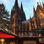 Bilde fra The Cologne Christmas Market
