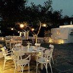 .Restaurant area