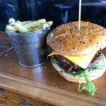 Hogs and heifers burger