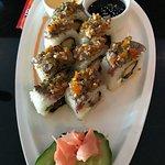 Sushi Roll BBQ Tenderloin-awesome!
