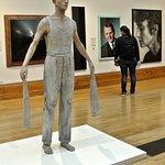 Figure with two cloths - John Davis