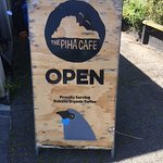 Foto de The Piha Cafe
