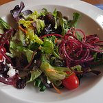 Saddle Mountain salad