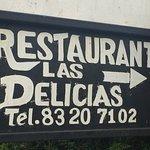 Foto van Las Delicias
