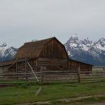 Foto van Mormon Row Historic District