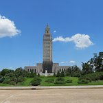 Bild från Louisiana State Capitol