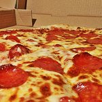 Pepperoni w/ Extra Cheese