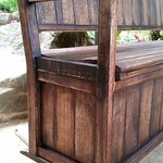 Artisan furniture in the Country Store