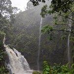 Falls after rain