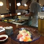 Chef's small sashimi plate