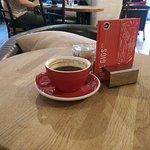 Hot Numbers Coffee