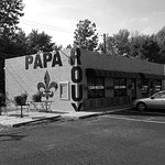 Papa Roux Cajun restaurant near Indianapolis dentist Washington Square Cosmetic & Family Dentist