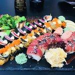opäť skvelé sushi