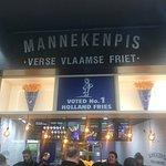 Foto van MannekenPis Vredenburg