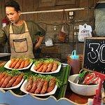 Pattaya Floating Market Fotografie